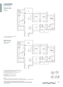 Penrose Penrose floorplan 31b1