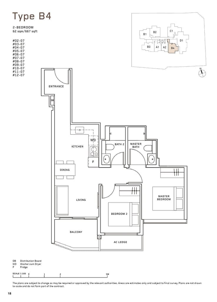 MYRA MYRA floorplan type B4