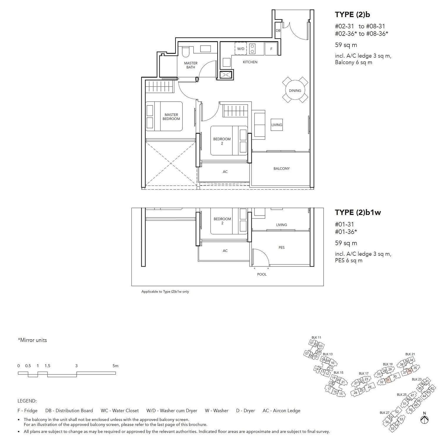 Jovell Jovell Floorplan 2b