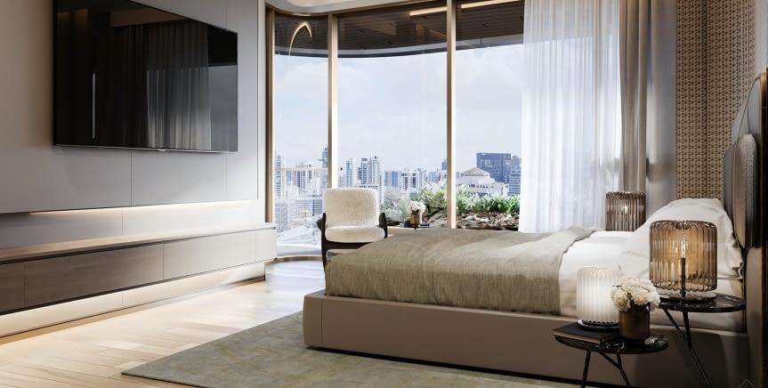 Park Nova Park Nova Master Bedroom