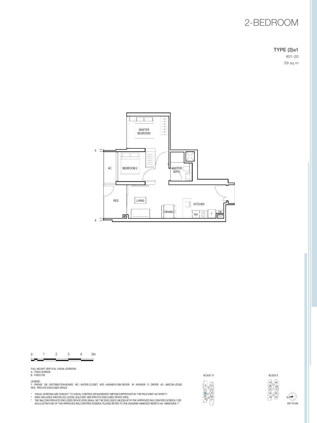 Midwood Midwood Floorplan 2a1