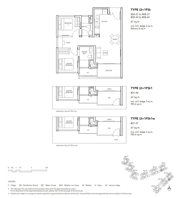Jovell Jovell Floorplan 21Pb1w