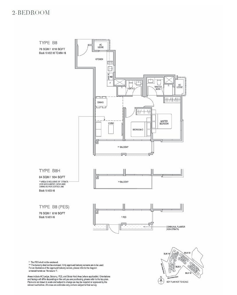 Mayfair Gardens Mayfair Gardens floorplan typeB8