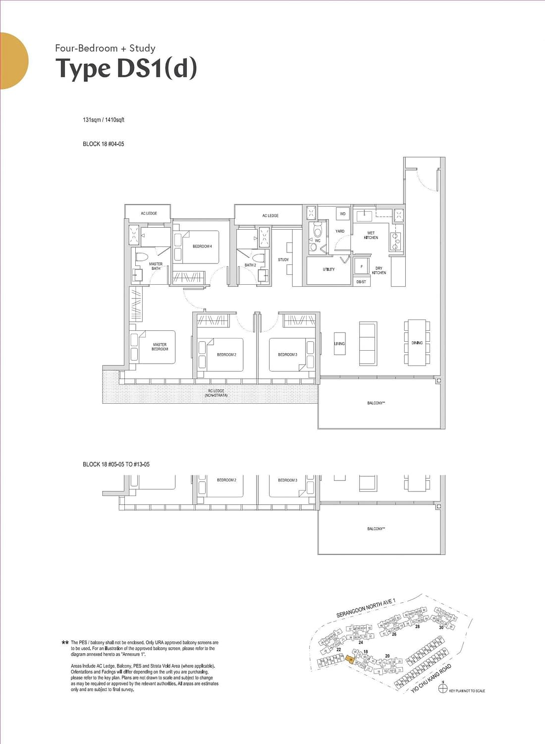 Affinity at Serangoon Affinity at Serangoon floorplan DS1d scaled