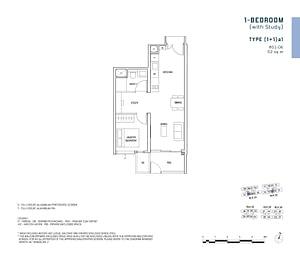Penrose Penrose floorplan 11a1