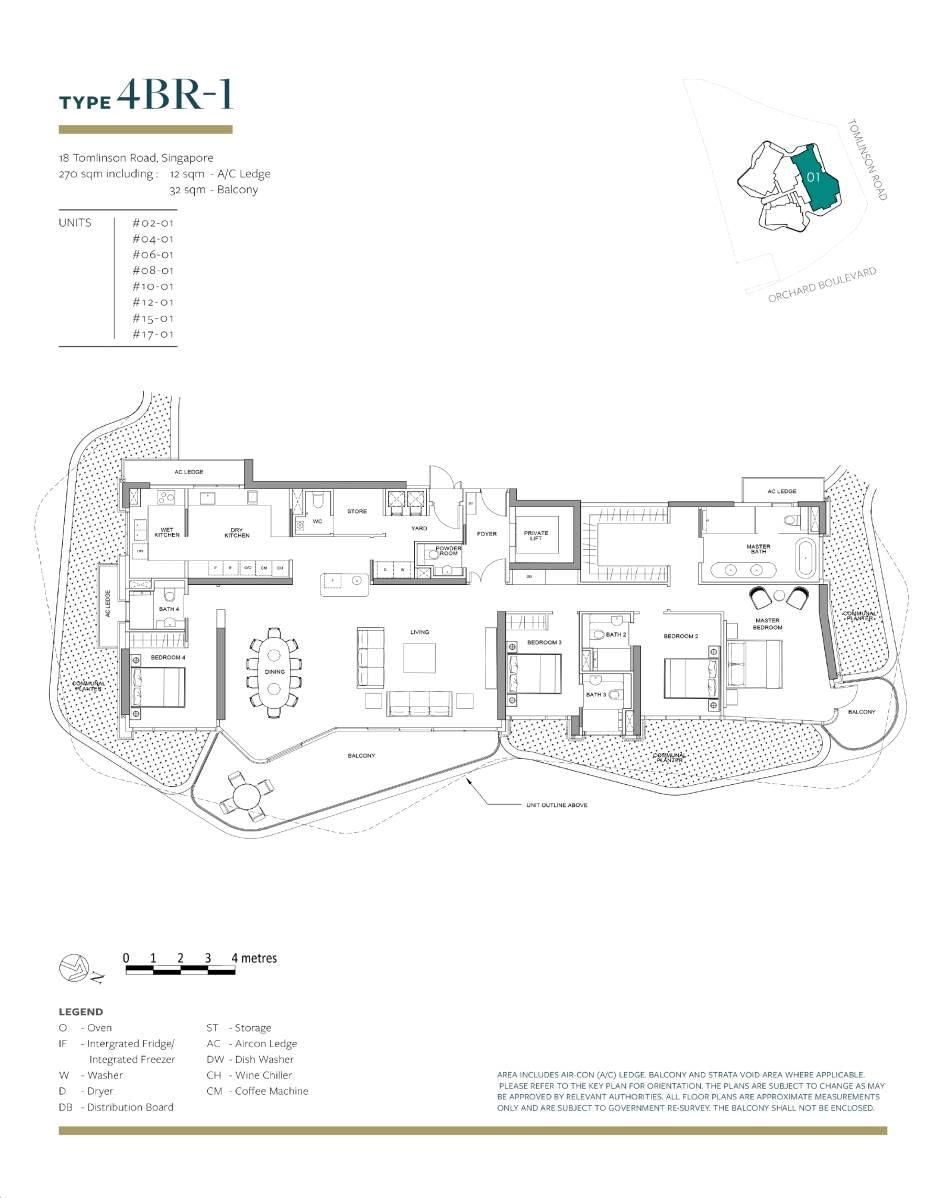 Park Nova Park Nova floorplan 4BR 1