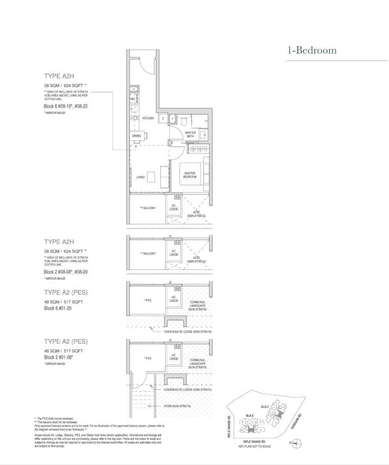 Mayfair Modern Mayfair Modern floorplan type A2PES