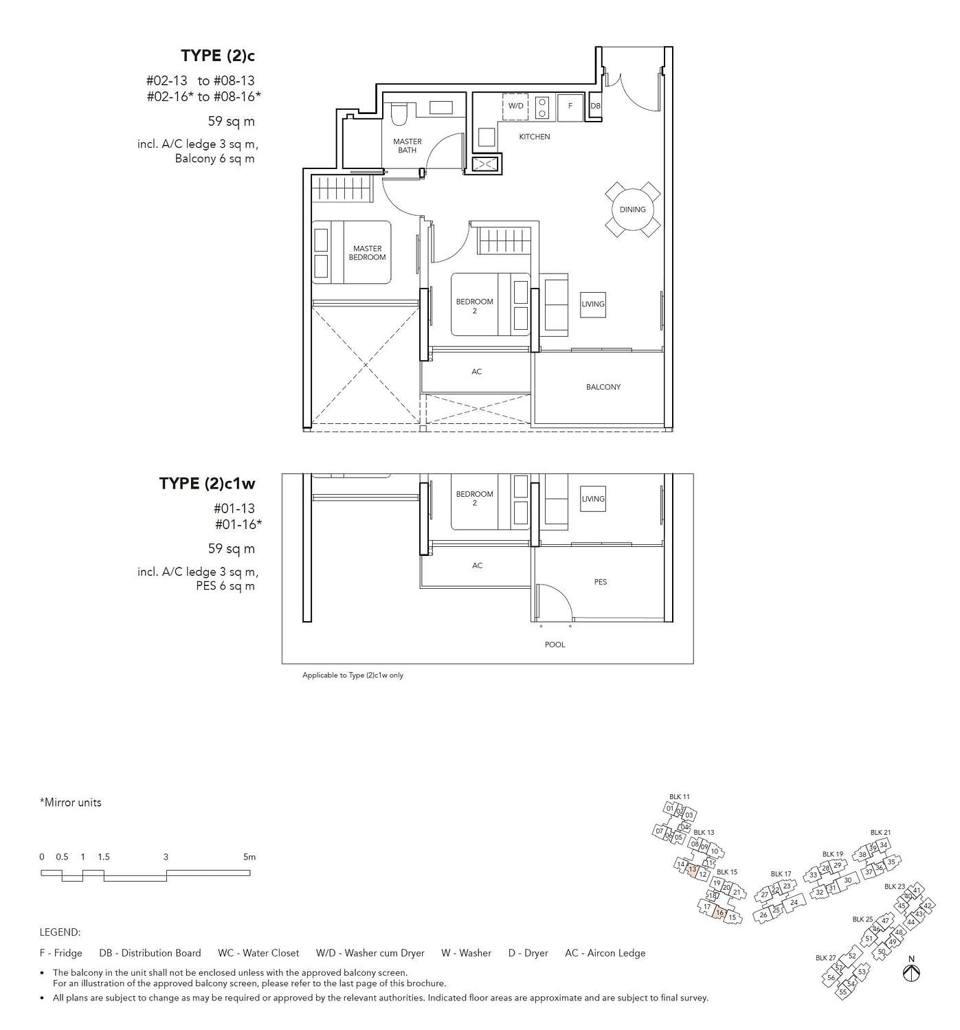 Jovell Jovell Floorplan 2c1w