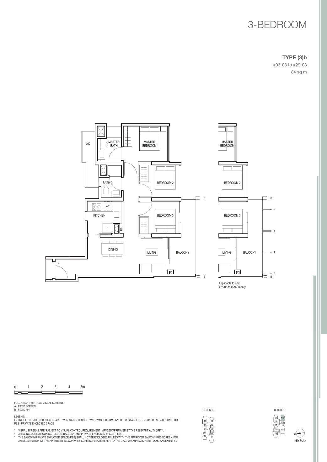 Midwood Midwood Floorplan 3b