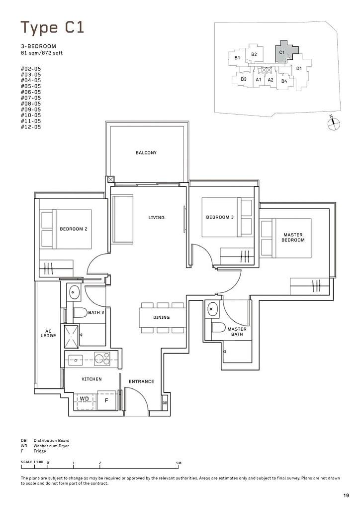MYRA MYRA floorplan type C1