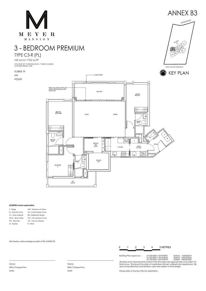 Meyer Mansion Meyer Mansion floorplan type C3 R PL