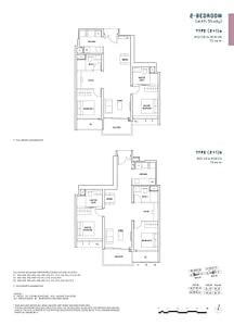 Penrose Penrose floorplan 21a