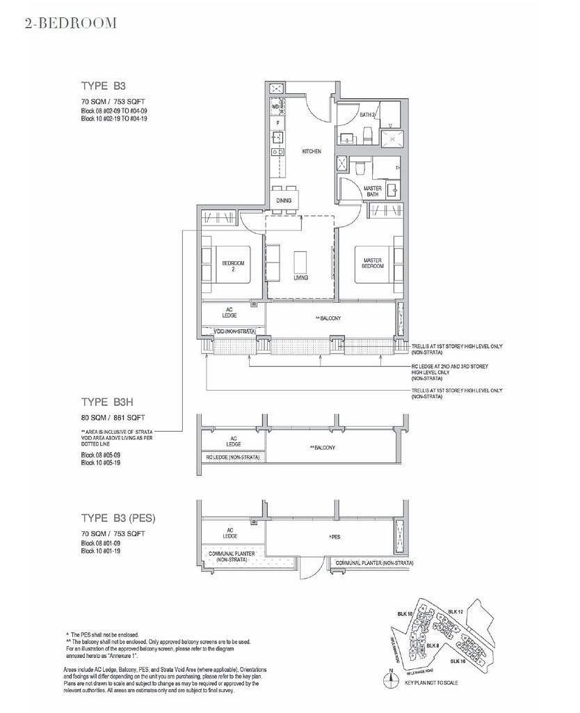 Mayfair Gardens Mayfair Gardens floorplan typeB3