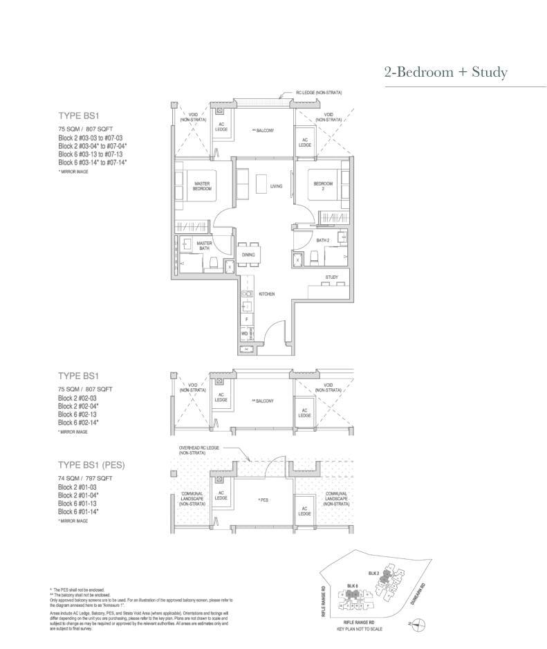 Mayfair Modern Mayfair Modern floorplan type BS1PES