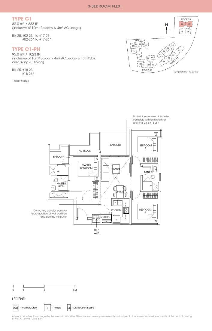 Antares Antares floorplan type C1