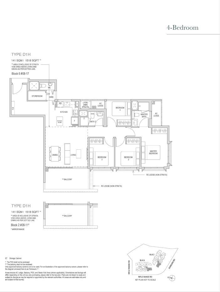 Mayfair Modern Mayfair Modern floorplan type D1H