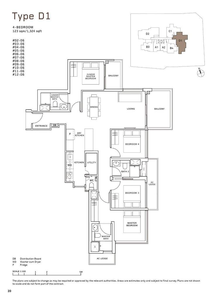 MYRA MYRA floorplan type D1