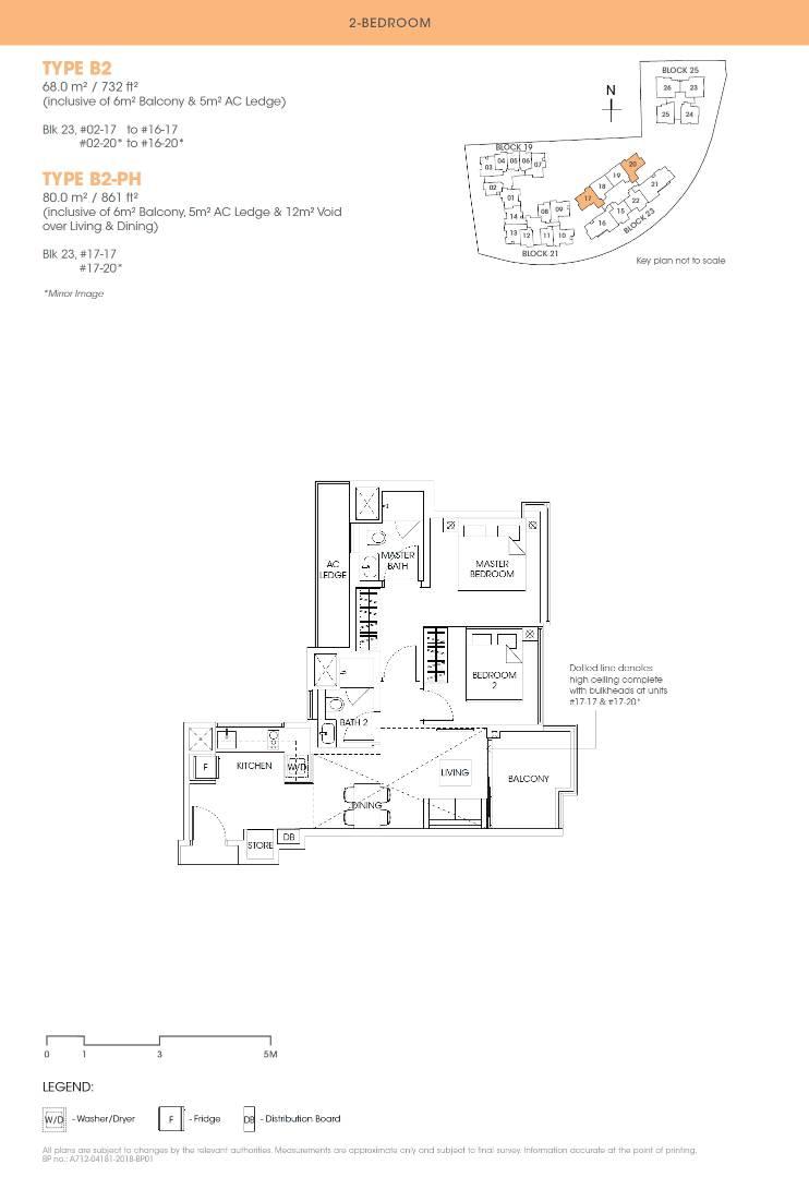 Antares Antares floorplan type B2 PH