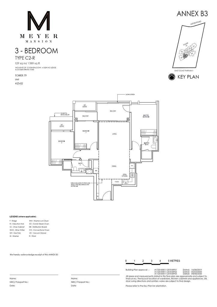 Meyer Mansion Meyer Mansion floorplan type C2 R