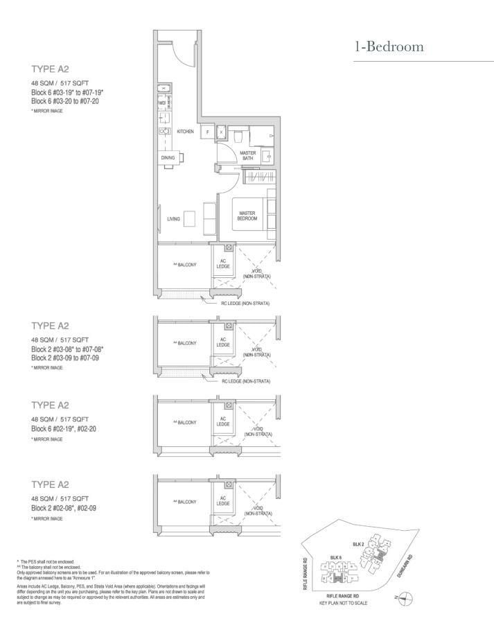 Mayfair Modern Mayfair Modern floorplan type A2