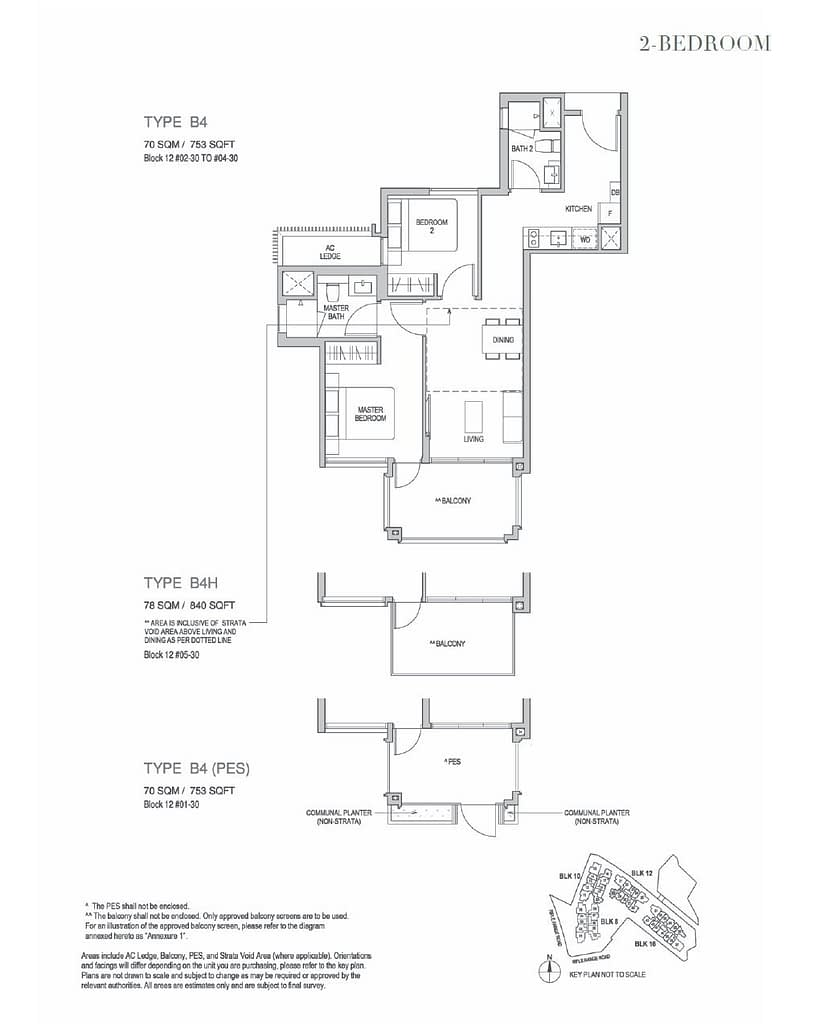 Mayfair Gardens Mayfair Gardens floorplan typeB4