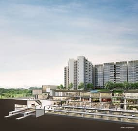 Woodleigh Residences Woodleigh Residences 02 Cross Section CRE M