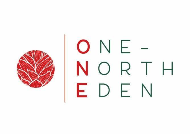 One-North Eden Logo