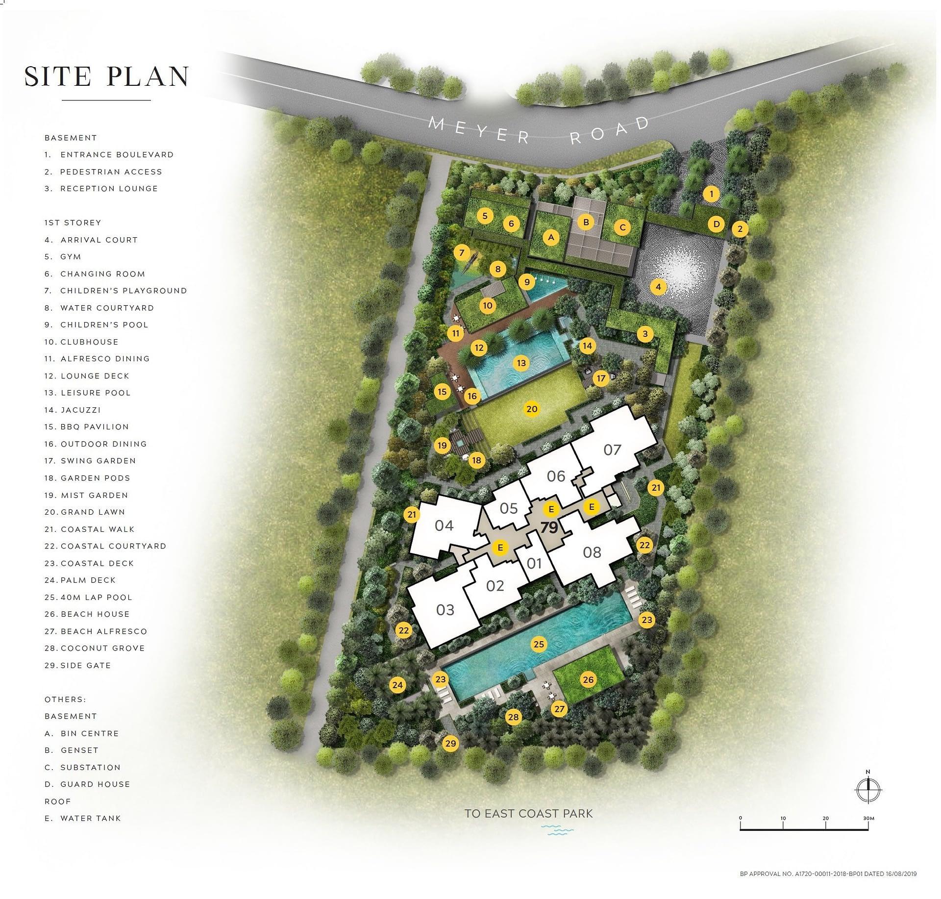 Meyer Mansion Meyer Mansion Siteplan