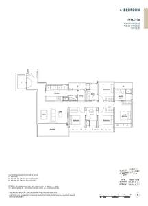 Penrose Penrose floorplan 4a