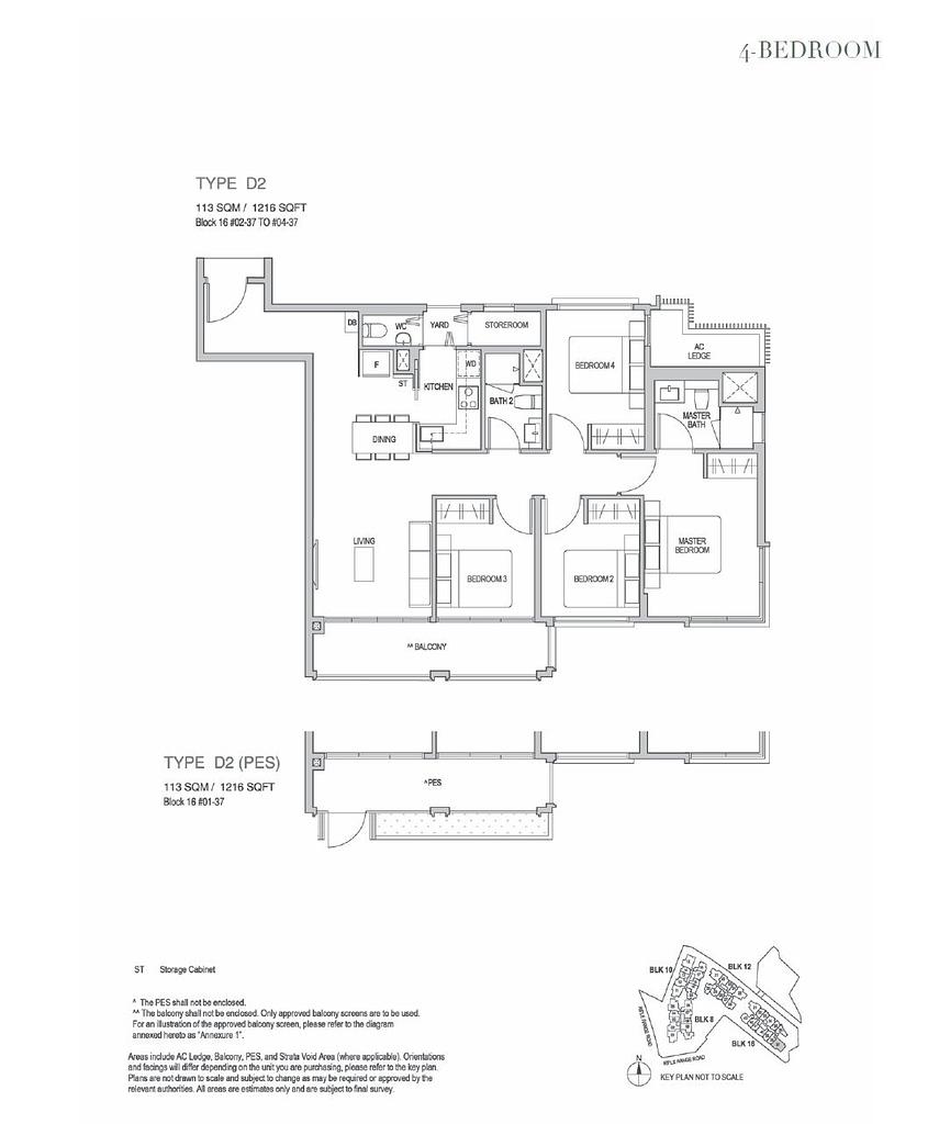Mayfair Gardens Mayfair Gardens floorplan typeD2